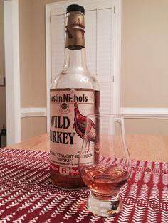 Review #67 - 1987 Wild Turkey 101/8 KSBW #bourbon #whiskey #whisky #scotch #Kentucky #JimBeam #malt #pappy