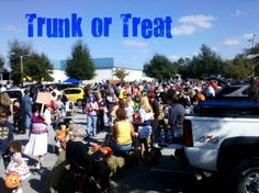 Trunk-or-Treat…Followup???