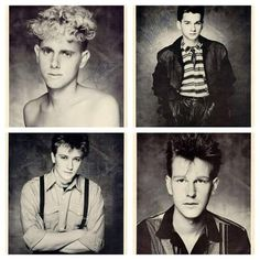 Depeche Mode Queer As Folk, Martin Gore, Band Pictures, Robert Smith, Dave Gahan, Love My Boys, Lie To Me, 80s Music, Post Punk