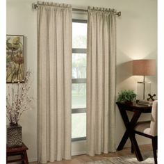 JCP Curtain in Natural