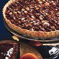 Chocolate-Caramel Macadamia Nut Tart Recipe at Epicurious.com