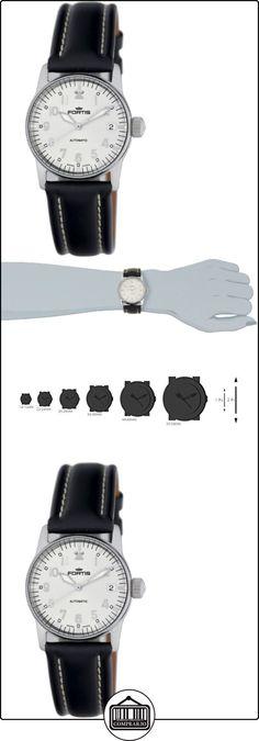 Fortis Mujer 621.10.12L.01Flieger automática FECHA correa de piel reloj  ✿ Relojes para mujer - (Lujo) ✿