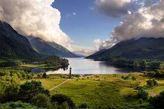 Loch Shiel, Highland, Scotland