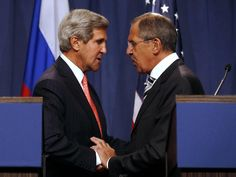 U.S., Russia reach agreement on Syria's chemical weapons - by CBS News' Margaret Brennan