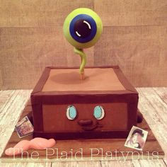 Eye Ball Cake Jacksepticeye Www Facebook Com