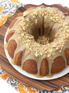 Bundt Cake Recipes - The Idea Room
