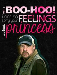 Bobby -- #Supernatural needs a good dose of him these days!