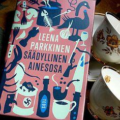 Kirja vieköön!: Leena Parkkinen - Säädyllinen ainesosa