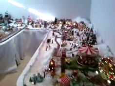 The Greatest Christmas Village Display