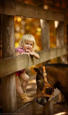 .little cowgirl