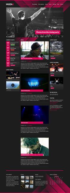 dark, music, events, video