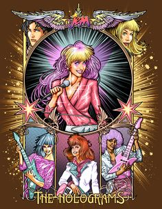 Jem and the Holograms Nouveau