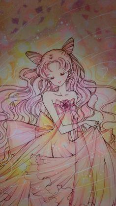 Sailor Moons, Sailor Moon Fan Art, Sailor Chibi Moon, Sailor Moon Collectibles, Sailor Moon Kristall, Black Butler Characters, Princess Serenity, Pink Moon, Sailor Scouts