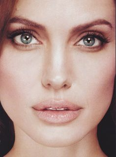 Angelina Jolie photographed by Alexei Hay for Marie Claire, January 2012...simple and beautiful!