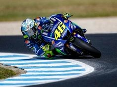 MotoGP Official Test 2017: Rossi Working On Race Pace, Marquez 'The Reference'