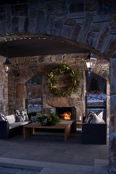 Great outdoor room