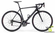 TOP 5 BICICLETAS DE CARRETERA: Merdida Scultura 9000, una preciosidad de bici par...