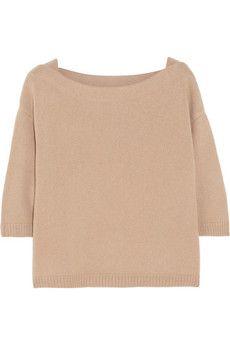 RED Valentino Cashmere sweater | NET-A-PORTER