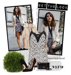 """""""NYFW: Jumpsuit"""" by cindy0325 on Polyvore featuring ASOS, Oh My Love, Prada, Kurt Geiger, NYFW, jumpsuit, polyvorecontest and nyfwstreetstyle"""