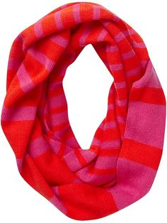 Kate Spade New York Fall In Line Infinity Scarf