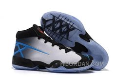separation shoes 9b54a 8b1ae 2016 Newest Air Jordan 30 (XXX) Photo Blue Russell Westbrook PE Cheap To Buy  C6detT5