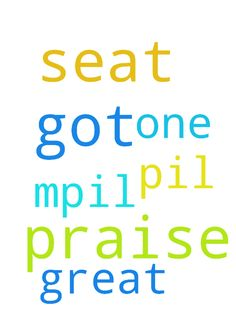 Praise the lord. I got my M.pil seat thank for every - Praise the lord. I got my M.pil seat thank for every one prayer. God is great Posted at: https://prayerrequest.com/t/NjC #pray #prayer #request #prayerrequest