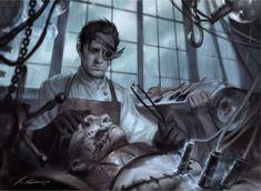 Stitcher Geralf by Karla Ortiz
