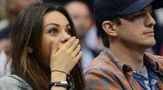 Mila Kunis et Ashton Kutcher dévoilent le prénom de leur fille et une photo