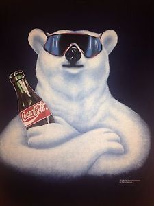 coca cola bear - Google Search