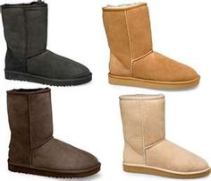 Love the Uggs.