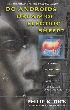 Do Androids Dream of Electric Sheep? - By 2021, the World War had killed millions, driving entire species into extinction and sending mankind off-planet. Those who remained coveted any living creature, and for people who couldn't afford one, companies built incredibly realistic simulacrae: horses, birds, cats, sheep...