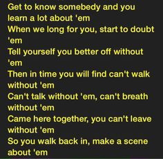 J Coles lyrics idk which song though