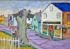 Edith Lake Wilkinson-Paintings