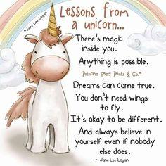 Go Unicorn, go!