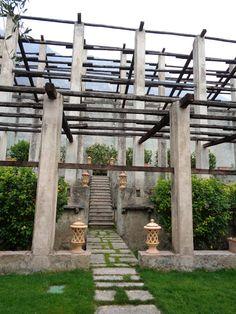 Limonaia di Villa Feltrinelli - Lago di Garda -  Foto-diario di una giardiniera curiosa
