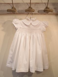 977948fa3b3 At Sue hill we offer a year round collection of hand smocked baby dresses  and girls smocked dresses