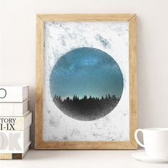 Poster ou Tela MDF - Forest Dreams - Decohouse