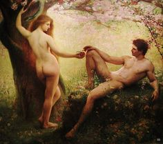 Enchanted Sleeper - Adam & Eve