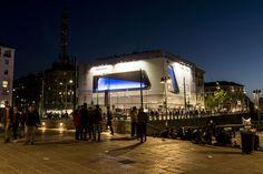 #GalaxyS7  #Samsung #GS7 #billboard #backlite #OOH #Milano #Darsena #UrbanVision #Addendo