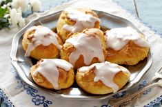 Something Sweet, Baking Tips, Delish, Scones, Food And Drink, Pudding, Bread, Breakfast, Desserts