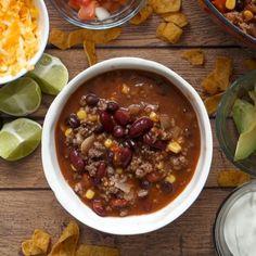 Taco Soup Recipe by Tasty