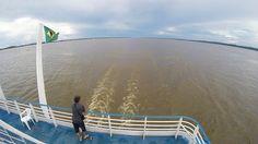 Maior rio do mundo - Gigantes do Mundo