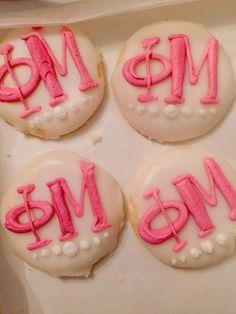 #PhiMu Cookies!
