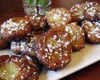 Nun's Sighs Spanish Dessert - Suspiros de Monja