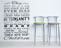 There Are Two Gifts We Should Give Our Children Vinyl Wall Decal - Custom vinyl lettering wall decals art sayings