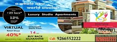 Resale Properties in Ghaziabad: Indirapuram Habitat Centre Virtual Space in Ghazia...   Location: Indirapuram, Ghaziabad Size: 50 - 10000 Sq Ft. Plan: Virtual Space, Shops  Indirapuram Habitat Centre Virtual Space It is an ideal location for any kind of office space including the virtual office space. This is the right place for all the solutions of the virtual office space, lavished with some great environment.