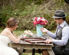 Candice & Chip » Flaxx Floral Design