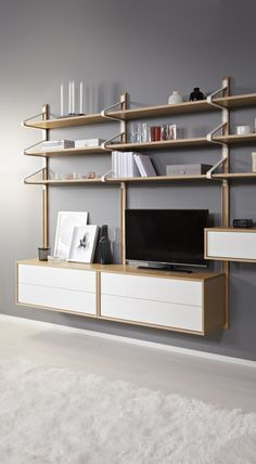 LINK shelf series awarded with Good Design Award