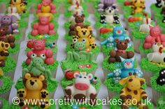 Animal cuppies