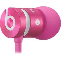 Beats by Dr. Dre - urBeats Earbud Headphones - Pink